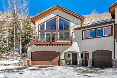 Vail Single Family Home For Sale: 4040 Fall Line Drive #A &