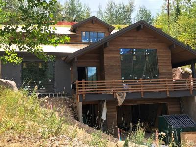 Vail Single Family Home For Sale: 1740 Sierra Trail