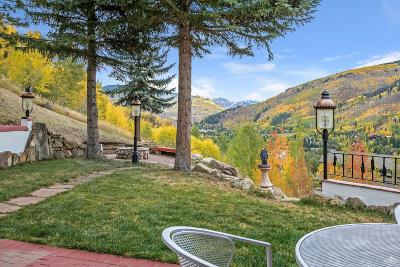Vail Single Family Home For Sale: 2317 Garmisch Drive