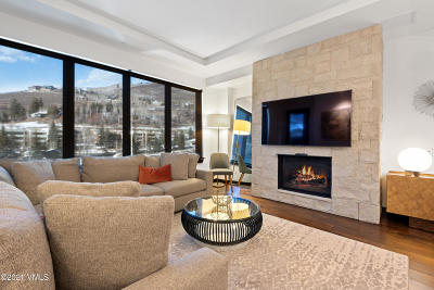 Vail Condo/Townhouse For Sale: 701 West Lionshead Circle #W505