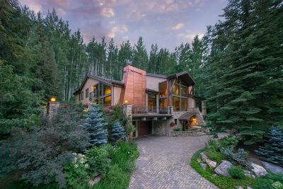 Vail Single Family Home For Sale: 1468 Vail Valley Drive