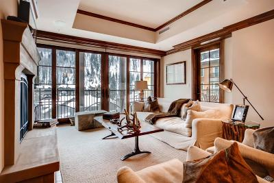 Vail Condo/Townhouse For Sale: 728 West Lionshead Circle #R-315