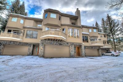 Vail Single Family Home For Sale: 1610 Sunburst Drive #G23