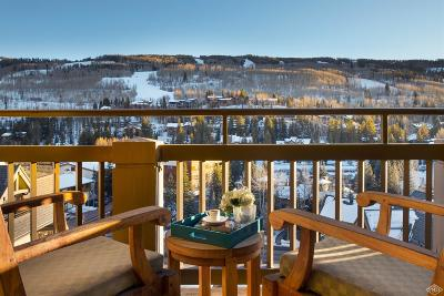 Vail Condo/Townhouse For Sale: 1 Vail Road #1022