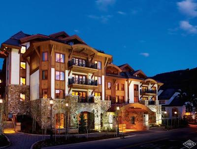 Vail Timeshare For Sale: 16 Vail Road #504A