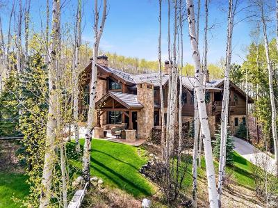 Beaver Creek Single Family Home For Sale: 373 Strawberry Park Rd Road