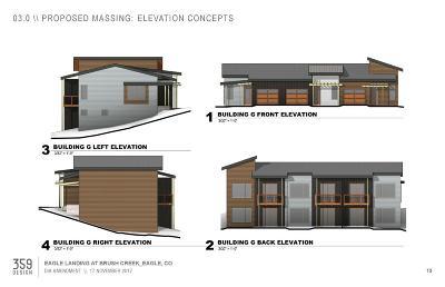Eagle Single Family Home Under Contract: 58 Sylvan Lake Road #G-1