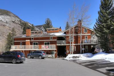 Vail Condo/Townhouse For Sale: 5024 Main Gore Drive South #A8