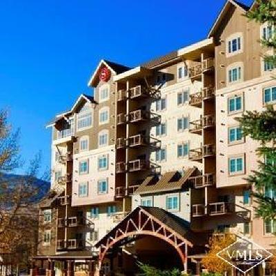 Avon Timeshare For Sale: 160 West Beaver Creek Boulevard