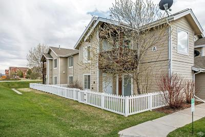 Gypsum Condo/Townhouse Under Contract: 127 Jules Drive #A-101