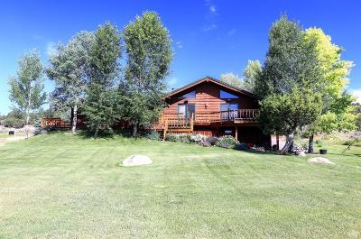 Eagle Single Family Home For Sale: 400 Camino Dorado
