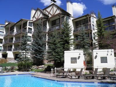 Vail Condo/Townhouse For Sale: 684 West Lionshead Circle #220