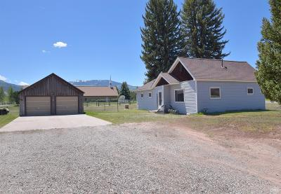 Gypsum Single Family Home For Sale: 820 Gypsum Creek Road