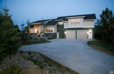 Gypsum Single Family Home For Sale: 387 Legend Drive