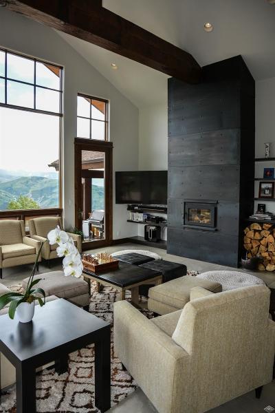 Avon Single Family Home For Sale: 5720 Wildridge Road E
