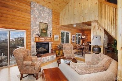 Eagle Single Family Home For Sale: 220 Deer Trail Court