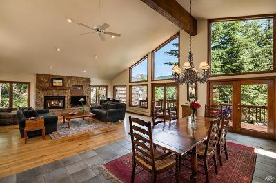 Vail Single Family Home For Sale: 5165 Main Gore Drive