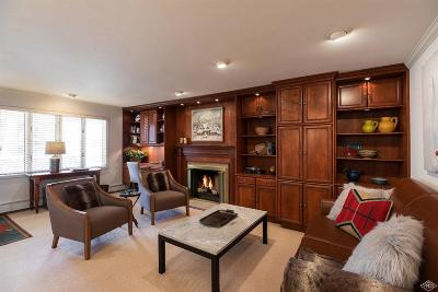 Vail Condo/Townhouse For Sale: 433 Gore Creek Drive #11A