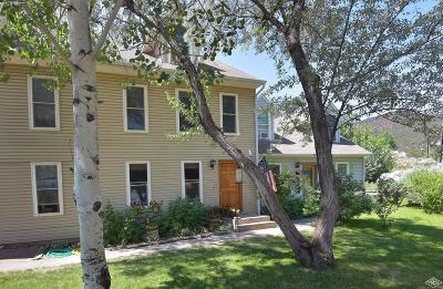 Gypsum Single Family Home For Sale: 114 South Red Hill Drive