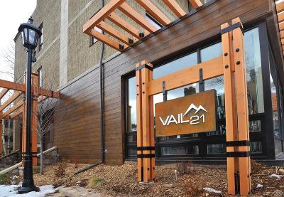 Vail Condo/Townhouse For Sale: 521 E Lionshead Circle #304