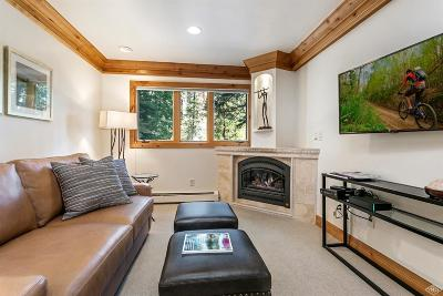 Vail Condo/Townhouse For Sale: 433 Gore Creek Drive #13B