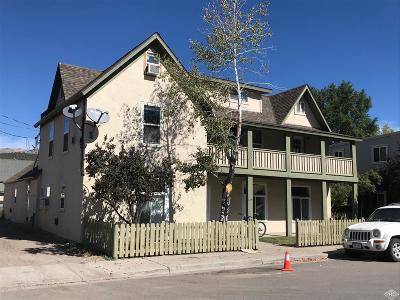 Eagle Single Family Home For Sale: 125 E 2nd Street