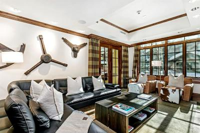 Vail Condo/Townhouse For Sale: 728 W Lionshead Circle #R-6