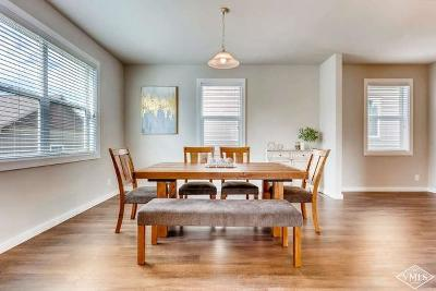 Gypsum Single Family Home For Sale: 386 Steamboat Drive