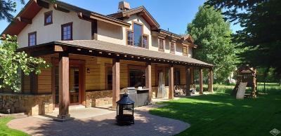 Gypsum Single Family Home For Sale: 201 Black Bear
