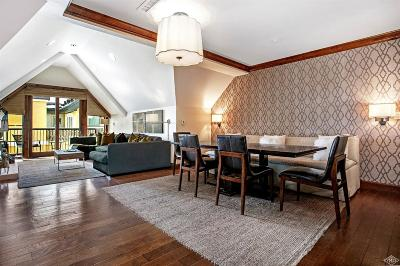 Vail Condo/Townhouse For Sale: 728 W Lionshead Circle #R-625