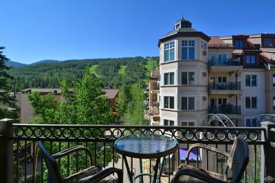 Vail Condo/Townhouse For Sale: 555 E Lionshead Circle #413