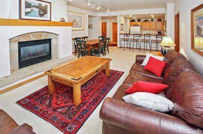 Condo/Townhouse Under Contract: 627 Sawatch Drive #203