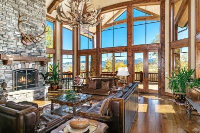 Wolcott Single Family Home For Sale: 5458 Bellyache Ridge Road
