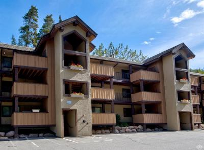 Vail Condo/Townhouse For Sale: 4295 Columbine Drive #4A