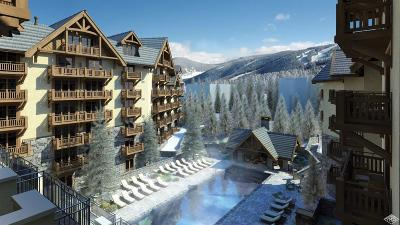 Vail Timeshare For Sale: 1 Vail Road #8101A