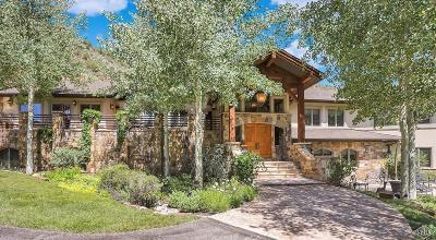 Edwards Single Family Home For Sale: 1279 Red Canyon Creek Road