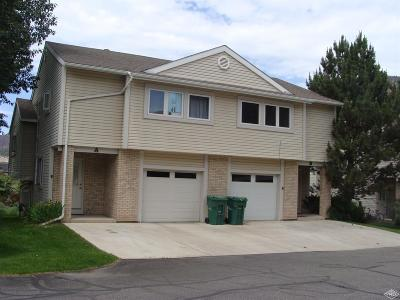 Gypsum Single Family Home For Sale: 606 Price Lane #B