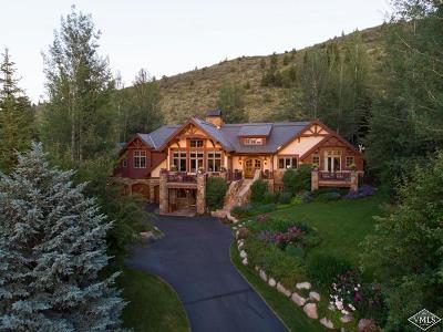 Single Family Home For Sale: 55 Castle Peak Gate