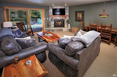 Condo/Townhouse For Sale: 288 W Beaver Creek Boulevard #O2