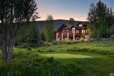 Edwards Single Family Home For Sale: 1310 Beard Creek Trail