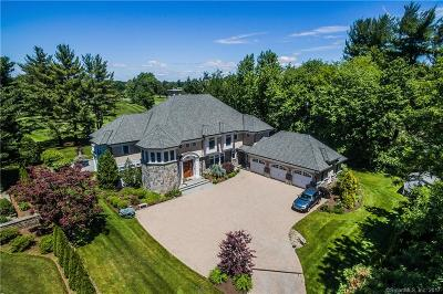 West Hartford Single Family Home For Sale: 6 Bassette Lane