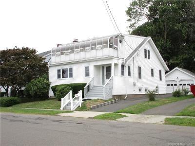 West Haven Single Family Home For Sale: 8 Platt Avenue