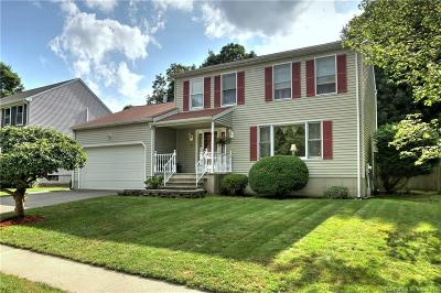 Milford CT Single Family Home For Sale: $394,500