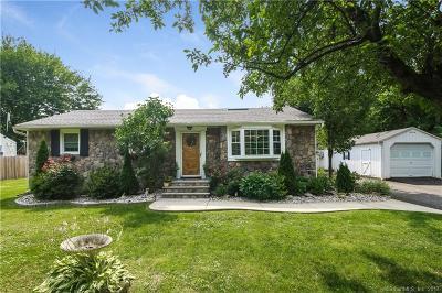 Milford Single Family Home For Sale: 939 Naugatuck Avenue