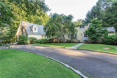 Weston Single Family Home For Sale: 108 Old Easton Turnpike