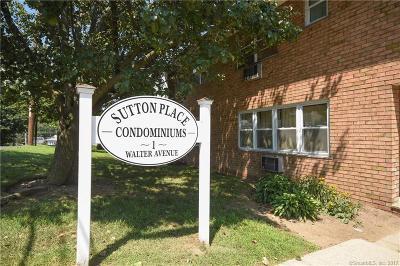 Norwalk Condo/Townhouse For Sale: 1 Walter Avenue #3