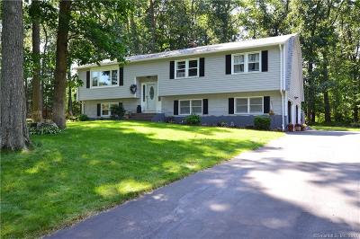 Southington Single Family Home For Sale: 118 McKenzie Drive