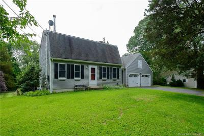 Norwich Single Family Home For Sale: 39 Adams Drive