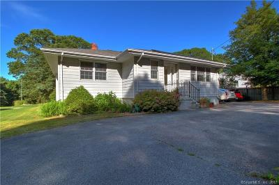 Stonington Single Family Home For Sale: 102 Flanders Road