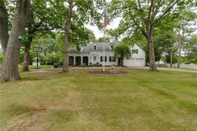 Easton Single Family Home For Sale: 14 Flat Rock Drive